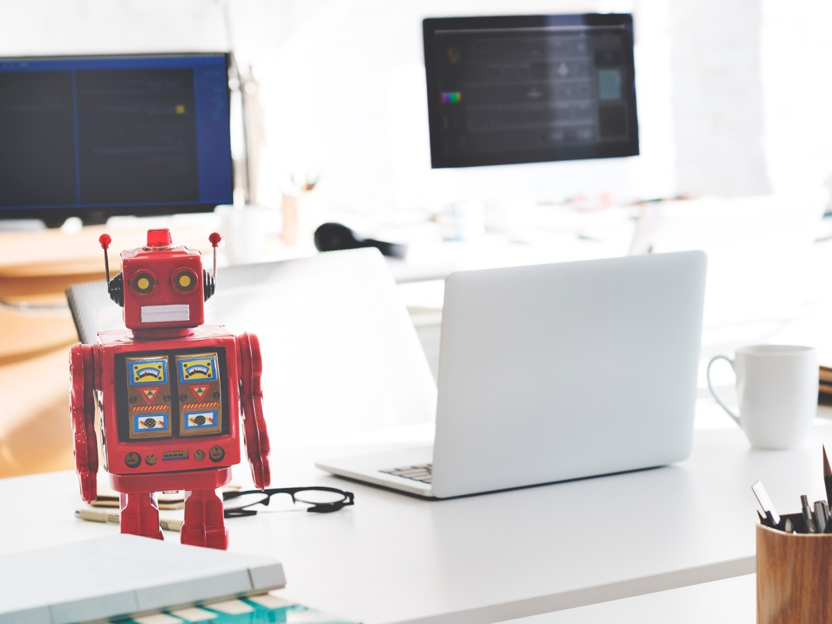 Robots in Workplace Automated Jobs